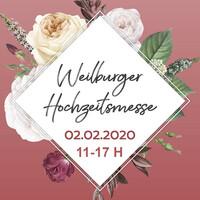 11. Weilburger Hochzeitsmesse am 02. Februar 2020