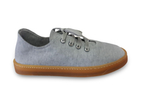 Weltneuheit von GREY Fashion und Lisa Tucci auf der NEONYT Messe in Berlin - vegane Schuhe aus isländischen Algen