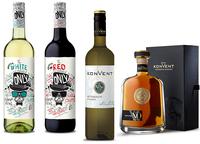 """""""Only"""" heißt die neue Serie des Weinkonvent Dürrenzimmern zur ProWein 2020"""