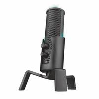 Das Trust Gaming 4-in-1 Streaming Mikrofon Fyru ist die Lösung für Jedermann