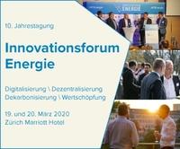 10. Jahrestagung Innovationsforum Energie