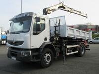 Renault Trucks untersucht mit Indra und der ADEME die Einführung eines Wiederverwendungs- und Recyclingkanals für schwere Nutzfahrzeugteile