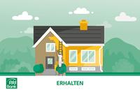 Das Eigenheim mit staatlicher Förderung klimafreundlich modernisieren