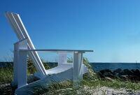 """Den Frühling locken: Warum einen """"Gartenstuhl"""", wenn man einen Adirondack Chair haben kann?!"""