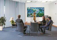 Philips Professional Display Solutions revolutioniert Meetings mit den brandneuen C-Line-Displays