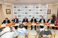 St. Petersburger Exzellenzuniversität präsentiert sich der deutschen Industrie und Wissenschaft als Partner in der digitalen Transformation