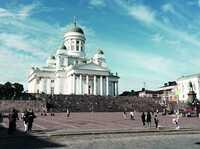 Baltische Perlen: Per Zug und Schiff von St. Petersburg über Helsinki nach Stockholm