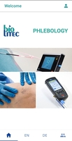 New phlebologist app on varicose veins from biolitec®