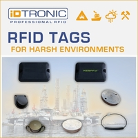iDTRONICs RFID Tags: Unsere RFID Tags Lösungen