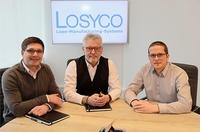 LOSYCO gibt Generationswechsel in Geschäftsführung bekannt