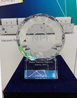 Rehm Thermal Systems gewinnt NPI-Award
