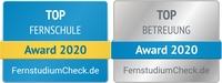 """Die Social Media Akademie von WEKA MEDIA ist """"TOP-Fernschule 2020"""""""
