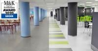 Dr. Schutz floor remake System ist Sieger des M&K Awards 2020