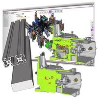 Vereinfachte CAD Modelle für die digitale Fabrikplanung
