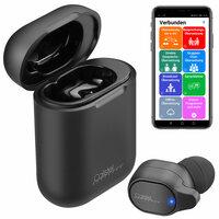 Callstel 2in1-Live-Übersetzer In-Ear-Mono-Headset