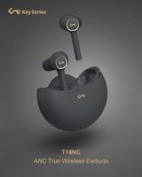 Key Series veröffentlicht stolz seine Premium T18NC True Wireless Ohrhörer mit aktiver Geräuschunterdrückung