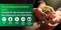 IFCO verleiht zum dritten Mal in Folge jährliches Nachhaltigkeitszertifikat an Einzelhändler und Erzeuger