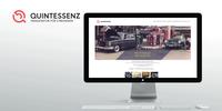 Alles neu in 2021 - die neue Webseite von Quintessenz Manufaktur