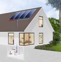 comfort by sanibel: Thermische Solarsysteme im Komplettpaket