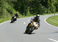 Sicherheitstraining für Motorradfahrer - Tipp der Woche der ERGO Versicherung