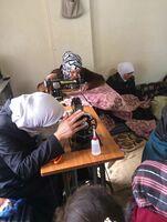 """Weltfrauentag 2020 - die Zeltschule sucht nach Unterstützung für Women""""s Workshops im Libanon"""