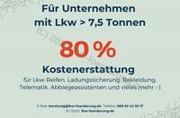 Fördergeld für Lkw-Unternehmen: Jetzt 80% Kosten sparen!