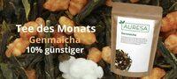 Genmaicha: Tee des Monats im März bei Auresa.de
