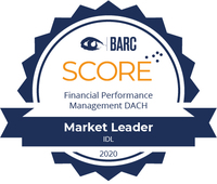 "BARC Score 2020: IDL erneut ""Market Leader"" Financial Performance Management DACH"