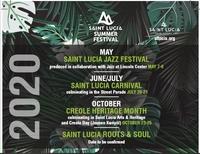 Saint Lucia Summer Festival 2020 - das größte Sommer-Festival in der Karibik
