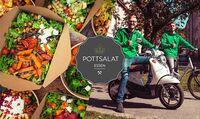 Pottsalat auf Wachstumskurs: Umsatzsprung und neue Filialen - Start der Crowdinvesting-Kampagne über WIWIN