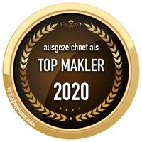 """GBS Grundstücksbörse & Service GmbH mit Ing.-Büro Jasken als """"Top Makler 2020"""" ausgezeichnet"""