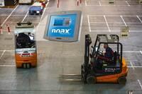 Die neue, integrierte noax Akku-USV: Schutz vor Unterbrechungen und Datenverlust in der Logistik