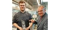 Christian Haack gewinnt mit Team Lübeck beim Young Chefs Battle