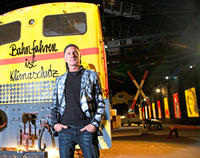 Interview mit Künstler Thomas Baumgärtel Bananensprayer