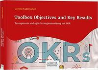 Buch zum Thema agile Strategieumsetzung mit OKR