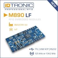 iDTRONICs Embedded LF Reader M890 | M900