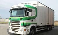 ASKO setzt zwei batteriebetriebene Verteiler-Lkw von Scania in Norwegen ein