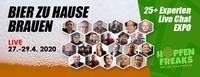 Hopfenfreaks: Online-Messe für Hobbybrauer