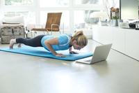 Zuhause fit bleiben - Verbraucherinformation der DKV