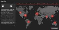 Weltweite Nutzung des Internets steigt:   ThousandEyes veröffentlicht interaktive globale Live-Karte zur Visualisierung von Internetausfällen