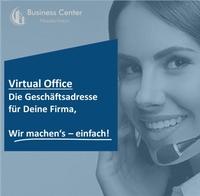 Virtual Office - und meine Firma ist immer erreichbar.