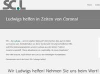 Ludwigs helfen in Zeiten von Corona