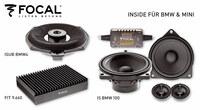 Einfach einzubauen - FOCALs Lautsprecher für BMW und Mini