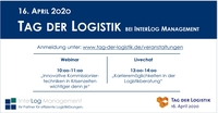 Tag der Logistik - InterLog Management ist virtuell dabei