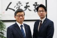 Yusuke Mizukami zum neuen Europapräsidenten ernannt - Shigeru Koyama wird Corporate Auditor
