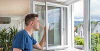 Insektenschutz Fenster - massgenauer Schutz vor Insekten