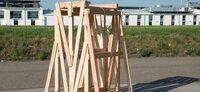 Unternehmen in Baden-Baden: Weniger CO2 mit Paletten aus Holz