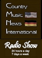 Country Music News International mit 3 neuen Radio Shows