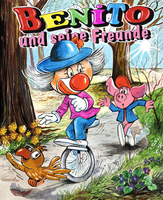 Hörbuch für Kinder - Benito und seine Freunde
