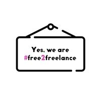 #free2freelance: eine Hashtag-Initiative für Freelancer auf Projektsuche